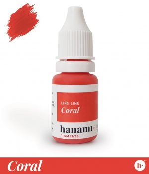 LIPS LINE – Coral