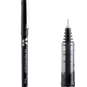 Gélové pero čierne